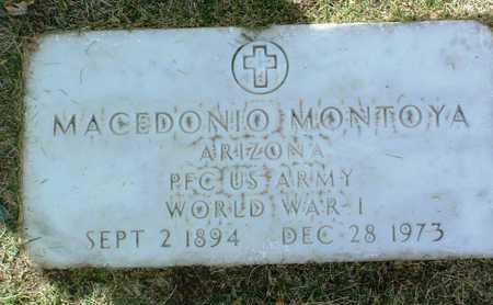 MONTOYA, MACEDONIO - Yavapai County, Arizona | MACEDONIO MONTOYA - Arizona Gravestone Photos