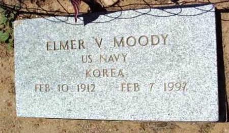 MOODY, ELMER V. - Yavapai County, Arizona | ELMER V. MOODY - Arizona Gravestone Photos