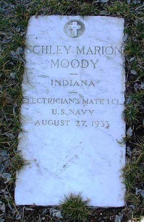 MOODY, SCHLEY MARION - Yavapai County, Arizona | SCHLEY MARION MOODY - Arizona Gravestone Photos