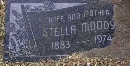 MOODY, STELLA - Yavapai County, Arizona | STELLA MOODY - Arizona Gravestone Photos