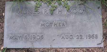 MOON, AGNES RUTH - Yavapai County, Arizona | AGNES RUTH MOON - Arizona Gravestone Photos
