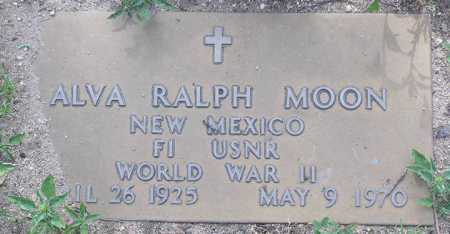 MOON, ALVA RALPH - Yavapai County, Arizona | ALVA RALPH MOON - Arizona Gravestone Photos