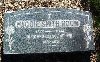 MOON, MAGGIE SMITH - Yavapai County, Arizona | MAGGIE SMITH MOON - Arizona Gravestone Photos