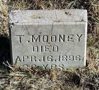 MOONEY, THOMAS - Yavapai County, Arizona | THOMAS MOONEY - Arizona Gravestone Photos