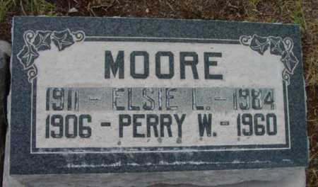 MOORE, PERRY WENDELL - Yavapai County, Arizona | PERRY WENDELL MOORE - Arizona Gravestone Photos