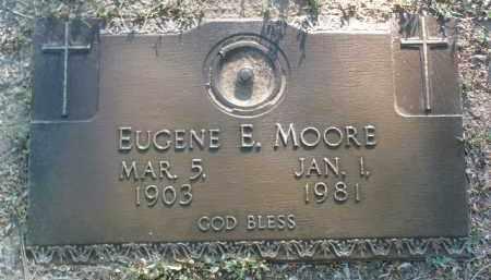 MOORE, EUGENE ELSON - Yavapai County, Arizona   EUGENE ELSON MOORE - Arizona Gravestone Photos