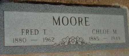 MOORE, CHLOE MIRANDA - Yavapai County, Arizona | CHLOE MIRANDA MOORE - Arizona Gravestone Photos