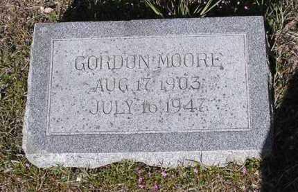 MOORE, CHARLES GORDON - Yavapai County, Arizona | CHARLES GORDON MOORE - Arizona Gravestone Photos