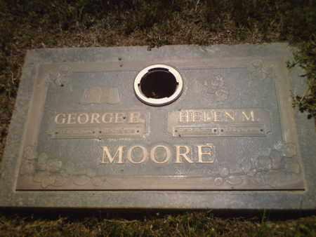 MOORE, GEORGE E - Yavapai County, Arizona | GEORGE E MOORE - Arizona Gravestone Photos