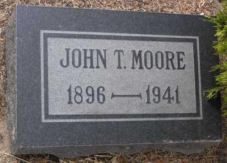 MOORE, JOHN TAYLOR - Yavapai County, Arizona | JOHN TAYLOR MOORE - Arizona Gravestone Photos