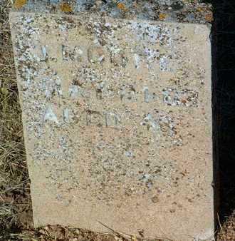 MOORE, JOHN - Yavapai County, Arizona | JOHN MOORE - Arizona Gravestone Photos