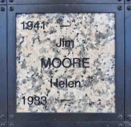 MOORE, JIM - Yavapai County, Arizona | JIM MOORE - Arizona Gravestone Photos
