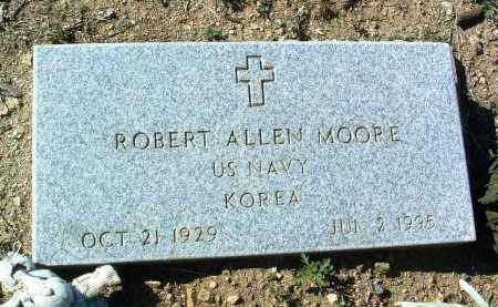 MOORE, ROBERT ALLEN - Yavapai County, Arizona | ROBERT ALLEN MOORE - Arizona Gravestone Photos
