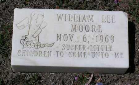 MOORE, WILLIAM LEE - Yavapai County, Arizona | WILLIAM LEE MOORE - Arizona Gravestone Photos