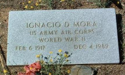 MORA, IGNACIO D. - Yavapai County, Arizona | IGNACIO D. MORA - Arizona Gravestone Photos