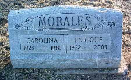 MORALES, ENRIQUE - Yavapai County, Arizona | ENRIQUE MORALES - Arizona Gravestone Photos