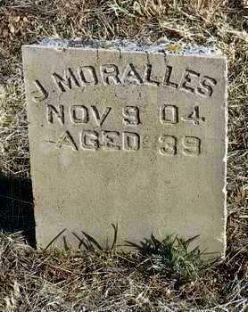 MORALLES, JESUS - Yavapai County, Arizona | JESUS MORALLES - Arizona Gravestone Photos