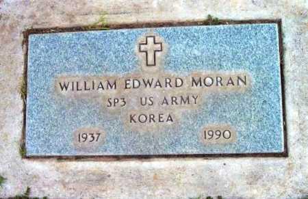 MORAN, WILLIAM EDWARD - Yavapai County, Arizona   WILLIAM EDWARD MORAN - Arizona Gravestone Photos