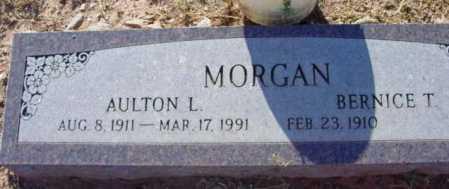 MORGAN, AULTON LWW - Yavapai County, Arizona | AULTON LWW MORGAN - Arizona Gravestone Photos