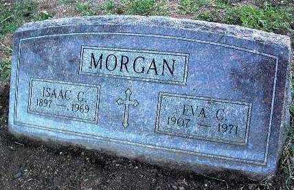MORGAN, EVA C. - Yavapai County, Arizona | EVA C. MORGAN - Arizona Gravestone Photos