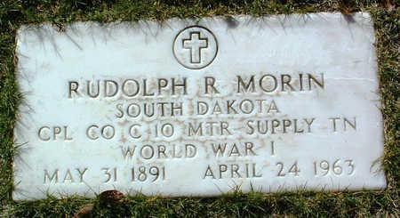 MORIN, RUDOLPH R. - Yavapai County, Arizona | RUDOLPH R. MORIN - Arizona Gravestone Photos