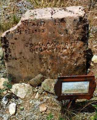 MORRIS, JOHN - Yavapai County, Arizona | JOHN MORRIS - Arizona Gravestone Photos