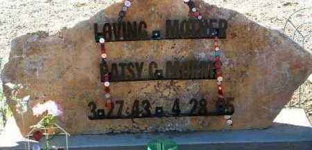 HOOPER MORRIS, PATSY C. - Yavapai County, Arizona | PATSY C. HOOPER MORRIS - Arizona Gravestone Photos