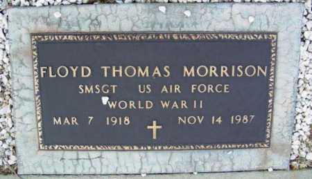 MORRISON, FLOYD THOMAS - Yavapai County, Arizona   FLOYD THOMAS MORRISON - Arizona Gravestone Photos