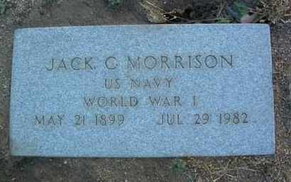 MORRISON, JOHN CLARK - Yavapai County, Arizona | JOHN CLARK MORRISON - Arizona Gravestone Photos