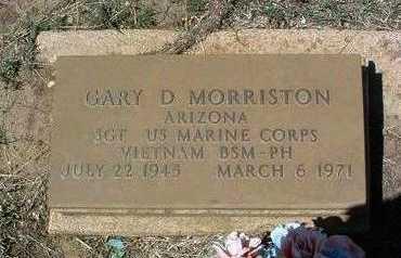 MORRISTON, GARY DANE - Yavapai County, Arizona   GARY DANE MORRISTON - Arizona Gravestone Photos