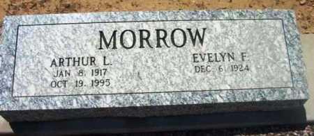 MORROW, ARTHUR L. - Yavapai County, Arizona | ARTHUR L. MORROW - Arizona Gravestone Photos