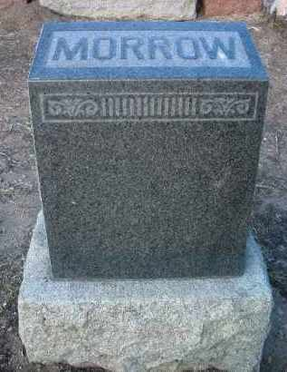 MORROW, FAMILY HEADSTONE - Yavapai County, Arizona | FAMILY HEADSTONE MORROW - Arizona Gravestone Photos