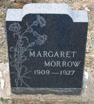 MORROW, MARGARET ALICE - Yavapai County, Arizona | MARGARET ALICE MORROW - Arizona Gravestone Photos