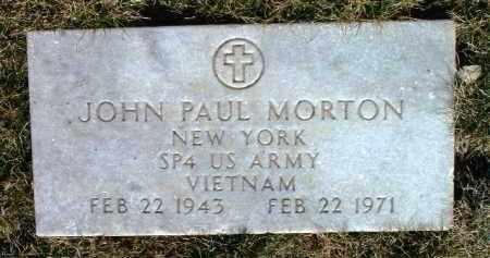 MORTON, JOHN PAUL - Yavapai County, Arizona   JOHN PAUL MORTON - Arizona Gravestone Photos