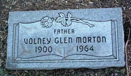 MORTON, VOLNEY GLEN - Yavapai County, Arizona | VOLNEY GLEN MORTON - Arizona Gravestone Photos