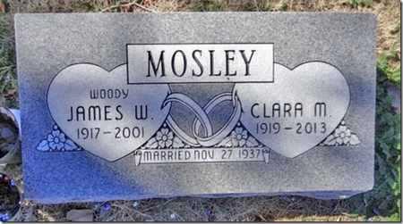 MOSLEY, JAMES WOODROW - Yavapai County, Arizona | JAMES WOODROW MOSLEY - Arizona Gravestone Photos