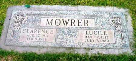 MOWRER, LUCILE - Yavapai County, Arizona | LUCILE MOWRER - Arizona Gravestone Photos