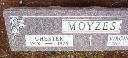 MOYZES, CHESTER - Yavapai County, Arizona | CHESTER MOYZES - Arizona Gravestone Photos