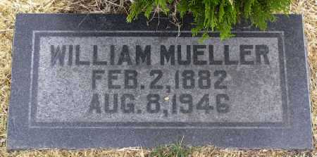 MUELLER, WILLIAM - Yavapai County, Arizona | WILLIAM MUELLER - Arizona Gravestone Photos