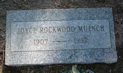 MUENCH, JOYCE - Yavapai County, Arizona   JOYCE MUENCH - Arizona Gravestone Photos
