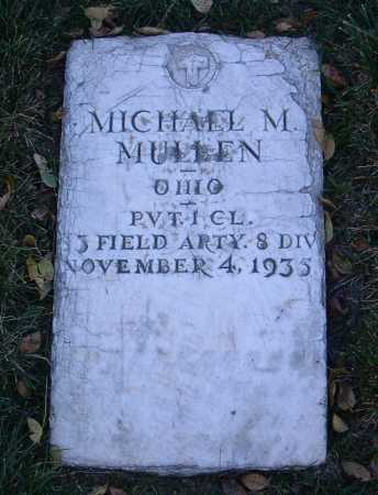 MULLEN, MICHAEL MYLES - Yavapai County, Arizona | MICHAEL MYLES MULLEN - Arizona Gravestone Photos