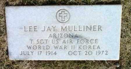 MULLINER, LEE JAY - Yavapai County, Arizona | LEE JAY MULLINER - Arizona Gravestone Photos
