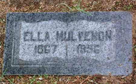 JOHNSON MULVENON, ELLA - Yavapai County, Arizona | ELLA JOHNSON MULVENON - Arizona Gravestone Photos