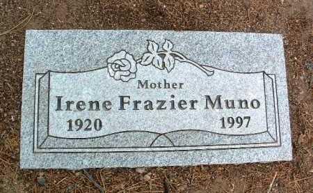 MUNO, IRENE - Yavapai County, Arizona | IRENE MUNO - Arizona Gravestone Photos
