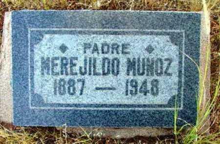 MUNOZ, MEREJILDO - Yavapai County, Arizona   MEREJILDO MUNOZ - Arizona Gravestone Photos