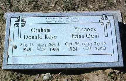 LANE MURDOCK, EDNA O. - Yavapai County, Arizona | EDNA O. LANE MURDOCK - Arizona Gravestone Photos