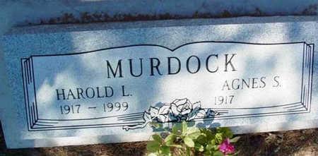 MURDOCK, AGNES STELLA - Yavapai County, Arizona | AGNES STELLA MURDOCK - Arizona Gravestone Photos