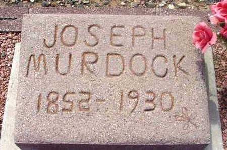 MURDOCK, JOSIAH LINVELL - Yavapai County, Arizona | JOSIAH LINVELL MURDOCK - Arizona Gravestone Photos