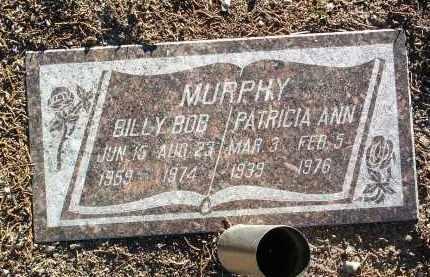 MURPHY, BILLY BOB - Yavapai County, Arizona | BILLY BOB MURPHY - Arizona Gravestone Photos
