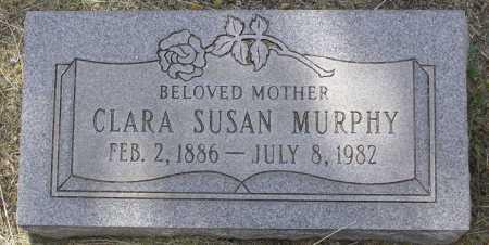 MURPHY, CLARA SUSAN - Yavapai County, Arizona | CLARA SUSAN MURPHY - Arizona Gravestone Photos